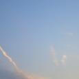 ☆変な雲・・・☆