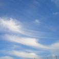 ☆流れる雲☆