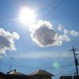 ☆太陽と雲☆