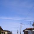 ☆飛行機雲☆
